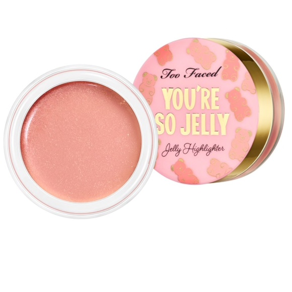 Too Faced You're So Jelly Highlighter Rose Pink